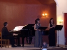 12 Θ. Μπάκα - βιολί, Μ. Κεσίσογλου - κλαρινέτο, Ν. Τσαλίκης - πιάνο (17 Μαΐου 2009)