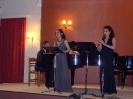 15 Θ. Μπάκα - βιολί, Μ. Κεσίσογλου - κλαρινέτο, Ν. Τσαλίκης - πιάνο (17 Μαΐου 2009)