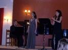 14 Θ. Μπάκα - βιολί, Μ. Κεσίσογλου - κλαρινέτο, Ν. Τσαλίκης - πιάνο (17 Μαΐου 2009)