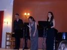 13 Θ. Μπάκα - βιολί, Μ. Κεσίσογλου - κλαρινέτο, Ν. Τσαλίκης - πιάνο (17 Μαΐου 2009)