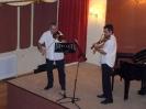19 Δημήτρης Σέμσης - βιολί, Δημήτρης Παπαγιαννάκις - βιολί (27 Μαΐου 2009)