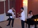 17 Δημήτρης Σέμσης - βιολί, Δημήτρης Παπαγιαννάκις - βιολί, Μαρία Τασσοπούλου - πιάνο (27 Μαΐου 2009)