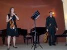 14 ''Μουσικό ταξίδι χωρίς τον Astor Piazzolla''. Μαρία Γούτου - βιολί, Ανδρόνικος Καραμπέρης - κιθάρα (11-05-2012)