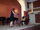 10 ''Μουσικό ταξίδι χωρίς τον Astor Piazzolla''. Μαρία Γούτου - βιολί, Ανδρόνικος Καραμπέρης - κιθάρα (11-05-2012)