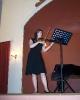 09 ''Μουσικό ταξίδι χωρίς τον Astor Piazzolla''. Μαρία Γούτου - βιολί (11-05-2012)