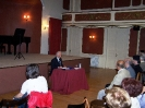 15 ''Περί των Χειρονομιών της Ψαλτικής''. Ομιλία με τον Θεόδωρο Ακρίδα (16-05-2012)