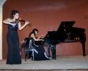 30 Piano Trio. Ιωάννα Γαϊτάνη - βιολί, Ai Motohashi - πιάνο (23-05-2012)