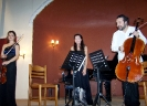 36 Piano Trio. Ιωάννα Γαϊτάνη - βιολί, Νικόλας Καβάκος - βιολοντσέλλο, Ai Motohashi - πιάνο (23-05-2012)