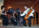33 Piano Trio. Ιωάννα Γαϊτάνη - βιολί, Νικόλας Καβάκος - βιολοντσέλλο, Ai Motohashi - πιάνο (23-05-2012)