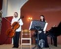 27 Piano Trio. Νικόλας Καβάκος - βιολοντσέλλο, Ai Motohashi - πιάνο (23-05-2012)