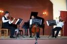 38 Μουσική για ... 242 χορδές. Χριστόφορος Καραθανάσης - βιολί, Ιωάννης-Κων/νος Γιοβάνος - βιολοντσέλλο, Μάνος Γουβέλης - βιόλα (26-05-2012)