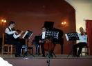 37 Μουσική για ... 242 χορδές. Χριστόφορος Καραθανάσης - βιολί, Ιωάννης-Κων/νος Γιοβάνος - βιολοντσέλλο, Μάνος Γουβέλης - βιόλα (26-05-2012)