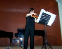 43 Violin+3. Τάνια Σικελιανού - βιολί (28-05-2012)