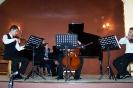 40 Μουσική για ... 242 χορδές. Χριστόφορος Καραθανάσης - βιολί, Βασίλης Ρακιτζής - πιάνο, Ιωάννης-Κων/νος Γιοβάνος - βιολοντσέλλο, Μάνος Γουβέλης - βιόλα (26-05-2012)