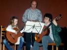 12 Η Λίζα Ζώη και ο Ευάγγελος Ασημακόπουλος διδάσκουν στα πλαίσια του σεμιναρίου (17 Απριλίου 2011)