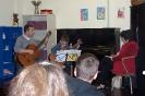 13 Η Λίζα Ζώη διδάσκει στα πλαίσια του σεμιναρίου. Το μαθητή συνοδεύει ο καθηγητής του Ανδρόνικος Καραμπέρης (17 Απριλίου 2011)