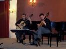 19 Μουσική για δύο κιθάρες με τους Ανδρόνικο Καραμπέρη και Χρήστο Τσαρούχη (05-04-2015)