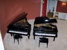 06 Η σκηνή με τα δύο πιάνα με ουρά της αίθουσας συναυλιών