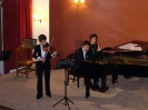01 Μαριάννα Σαφάροβα - βιολί, Τάσος Πάππας - πιάνο (19 Μαρτίου 2011)