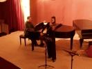 05 ''Συναυλία Νέου Έτους''. Μαρία Γούτου - βιολί, Τίμος Γεννάτος - πιάνο (24-01-2014)