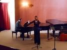 07 ''Συναυλία Νέου Έτους''. Μαρία Γούτου - βιολί, Τίμος Γεννάτος - πιάνο (24-01-2014)
