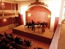11 ''Συναυλία Νέου Έτους''. Μαρία Γούτου - βιολί, Χάρης Πεγιάζης - κοντραμπάσσο, Τίμος Γεννάτος - πιάνο (24-01-2014)