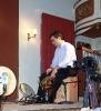 09 Σύνολο Vega. Γιάννης Τσεντούρος - κρουστά (16-03-2012)