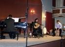 02 Σύνολο Vega. Χρήστος Τσαντούλης - πιάνο, Γιάννης Παναγιωτόπουλος - ούτι, Γιάννης Τσεντούρος - κρουστά (16-03-2012)