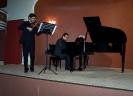 01 ''Pas De Deux...''.  Αντώνης Σουσάμογλου - βιολί, Τίτος Γουβέλης - πιάνο (5 Νοεμβρίου 2011).jpg