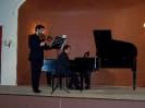 02 ''Pas De Deux...''.  Αντώνης Σουσάμογλου - βιολί, Τίτος Γουβέλης - πιάνο (5 Νοεμβρίου 2011).jpg