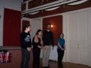 17 Συναυλία Κλασσικών Κρουστών. Δημήτρης Κουτίβας, Υπαπαντή Αλεξανδροπούλου, Θοδωρής Βαζάκας, Χριστίνα Ματσατσίνη Υφαντή (11-02-2012)