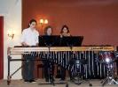 15 Συναυλία Κλασσικών Κρουστών. Δημήτρης Κουτίβας, Χριστίνα Ματσατσίνη Υφαντή, Υπαπαντή Αλεξανδροπούλου (11-02-2012)