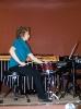 12 Συναυλία Κλασσικών Κρουστών. Χριστίνα Ματσατσίνη Υφαντή (11-02-2012)