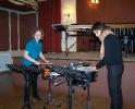 13 Συναυλία Κλασσικών Κρουστών. Χριστίνα Ματσατσίνη Υφαντή, Υπαπαντή Αλεξανδροπούλου (11-02-2012)