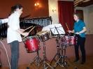 16 Συναυλία Κλασσικών Κρουστών. Δημήτρης Κουτίβας, Χριστίνα Ματσατσίνη Υφαντή (11-02-2012)