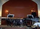 14 Συναυλία Κλασσικών Κρουστών. Χριστίνα Ματσατσίνη Υφαντή - μαρίμπα, Θοδωρής Βαζάκας - βιμπράφωνο (11-02-2012)
