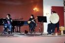 20 Σύνολο ''Ιδιότροπον''. Γιοχάνα Κοσιώνη - φωνή, ταμπούρ, Ειρήνη Παπαδάτου - σάζι, Ειρήνη Κουλουριώτη - κρουστά (03-03-2012)