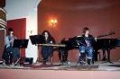 21 Σύνολο ''Ιδιότροπον''. Γιώτα Βεργοπούλου - νέυ, Ελευθερία Δαουλτζή - κανονάκι, Γιοχάνα Κοσιώνη - φωνή, ταμπούρ (03-03-2012)
