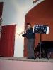 02 Μουσική Δωματίου. Ανδρέας Αβραμόπουλος - φλάουτο (04-02-2012)