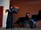 08 Μουσική Δωματίου. Σόνια Κούμα - φλάουτο, Κατερίνα Δεληγιαννίδου - πιάνο (04-02-2012)