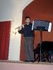 01 Μουσική Δωματίου. Ανδρέας Αβραμόπουλος - φλάουτο (04-02-2012)