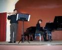 03 Μουσική Δωματίου. Ανδρέας Αβραμόπουλος - φλάουτο, Κατερίνα Δεληγιαννίδου - πιάνο (04-02-2012)