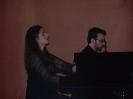 03 Ρεσιτάλ πιάνου της Μαριλένας Σουρή. Στο πιάνο συνοδεύει ο Φώτης Ματζαρίδης (18-02-2013)